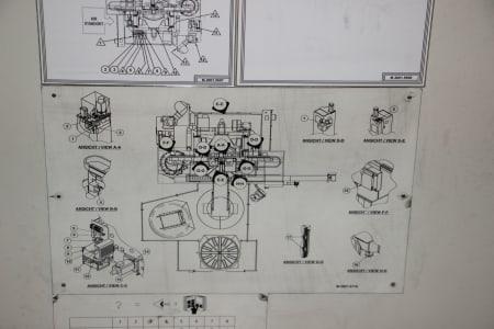 GIDDINGS & LEWIS VTC 2500 CNC-Vertical Lathe / Milling Center i_02755868
