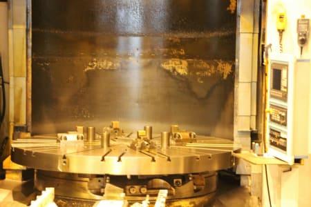 GIDDINGS & LEWIS VTC 2500 CNC-Vertical Lathe / Milling Center i_02755872