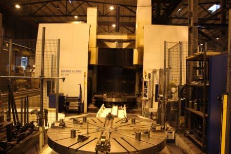 GIDDINGS & LEWIS VTC 2500 CNC-Vertical Lathe / Milling Center i_02755873