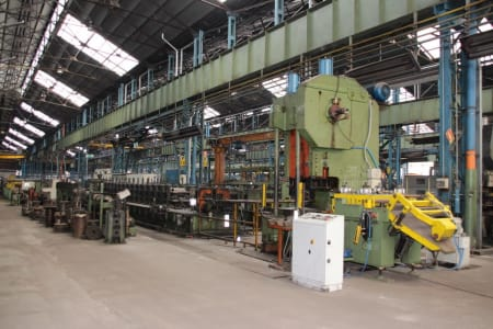 ELMEA TRS101 Roll-Forming Machine i_02772740