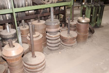 ELMEA TRS101 Roll-Forming Machine i_02772778