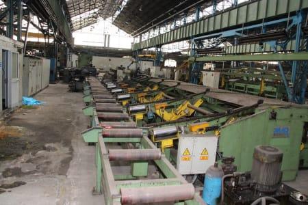 ELMEA TRS101 Roll-Forming Machine i_02772890