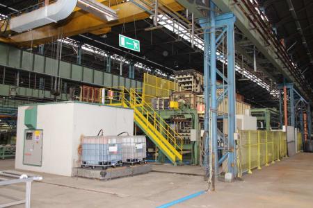 CANNON Schäumanlage für geformte Isolierplatten (Kühlmöbel) i_02773218