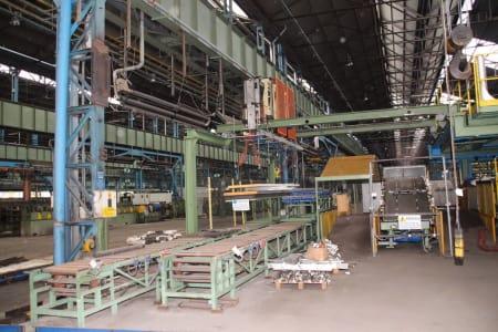 CANNON Schäumanlage für geformte Isolierplatten (Kühlmöbel) i_02773219