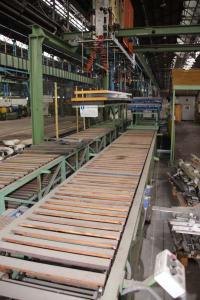 CANNON Schäumanlage für geformte Isolierplatten (Kühlmöbel) i_02773221