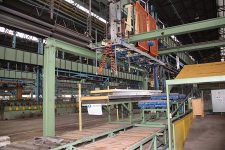 CANNON Schäumanlage für geformte Isolierplatten (Kühlmöbel) i_02773223