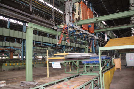 Plantas de espumas para placas aislantes moldeadas (equipos de refrigeración) CANNON i_02773223