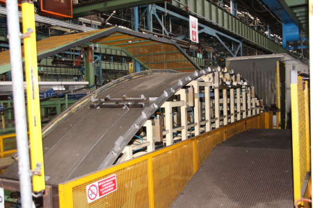Línea de producción para planchas curvas aisladas CANNON i_02773227