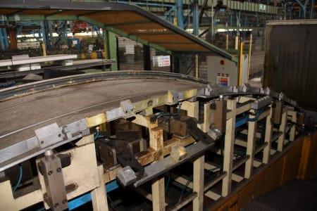 CANNON Schäumanlage für geformte Isolierplatten (Kühlmöbel) i_02773229