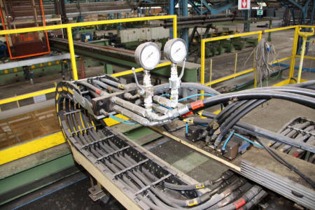 Plantas de espumas para placas aislantes moldeadas (equipos de refrigeración) CANNON i_02773238
