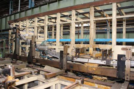 CANNON Schäumanlage für geformte Isolierplatten (Kühlmöbel) i_02773239