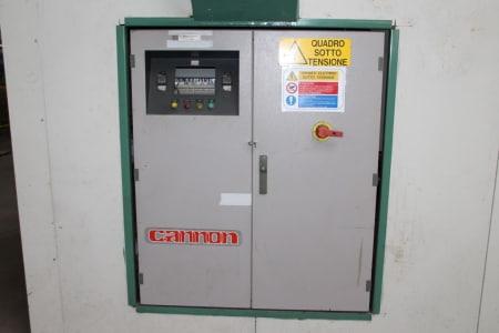 Installation de moussage pour panneaux isolants moulés (unités de réfrigérateurs) CANNON i_02773245