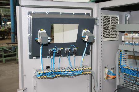 CANNON Schäumanlage für geformte Isolierplatten (Kühlmöbel) i_02773248