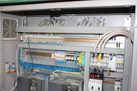 CANNON Schäumanlage für geformte Isolierplatten (Kühlmöbel) i_02773249