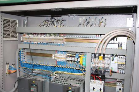 Installation de moussage pour panneaux isolants moulés (unités de réfrigérateurs) CANNON i_02773249