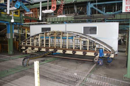 Línea de producción para planchas curvas aisladas CANNON i_02773267