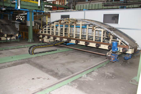 CANNON Schäumanlage für geformte Isolierplatten (Kühlmöbel) i_02773268