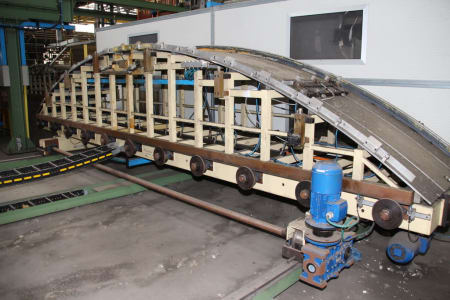 CANNON Foaming Plant for Shaped Insulating Panels (Refrigerator Units) i_02773273