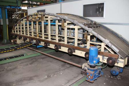 Installation de moussage pour panneaux isolants moulés (unités de réfrigérateurs) CANNON i_02773273