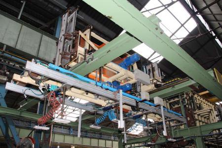 CANNON Schäumanlage für geformte Isolierplatten (Kühlmöbel) i_02773274