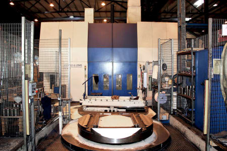 GIDDINGS & LEWIS VTC 2500 CNC-Vertical Lathe / Milling Center i_02914362