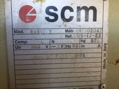 Okleiniarka SCM BASIC 2 i_02939659