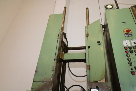 KARL KLINK RISZ 6,3x1000x400 Vertical broaching machine i_03011878