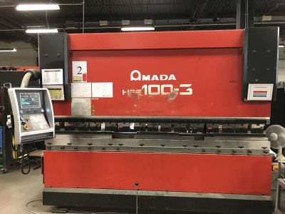 AMADA HFE100-3 CNC Press Brake i_03035875