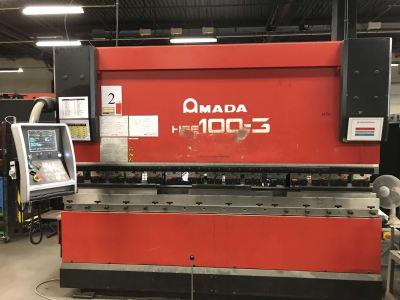 Pressa piegatrice CNC AMADA HFE100 i_03035875