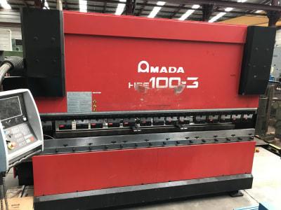 Abkant Pres AMADA HFE100 CNC i_03035878