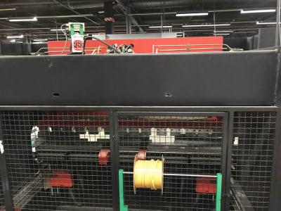 Pressa piegatrice CNC AMADA HFE100 i_03035887