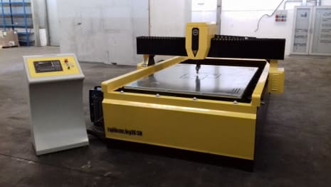 Machine de découpe plasma RAPIDO CNC HCP 15-30 i_03060086