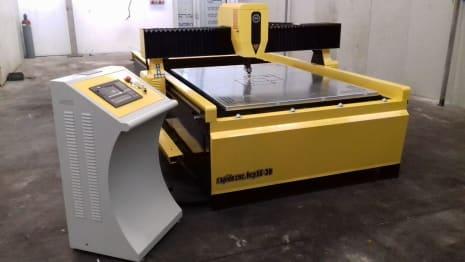 RAPIDO CNC HCP 15-30 Plasma cutting machine i_03060087