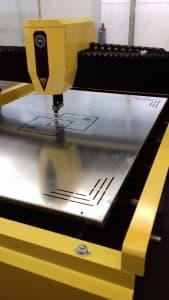 RAPIDO CNC HCP 15-30 Plasma cutting machine i_03060090