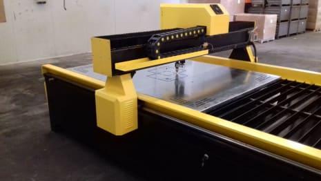 Máquina de corte por plasma RAPIDO CNC HCP 15-30 i_03060092
