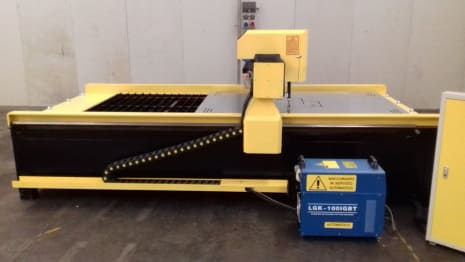 RAPIDO CNC HCP 15-30 Plasma cutting machine i_03060093