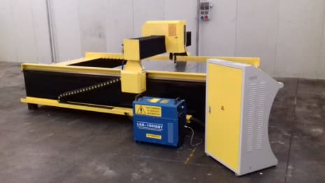 RAPIDO CNC HCP 15-30 Plasma cutting machine i_03060094