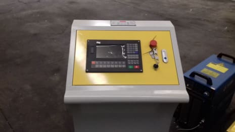 RAPIDO CNC HCP 15-30 Plasma cutting machine i_03060095