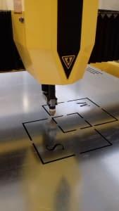 RAPIDO CNC HCP 15-30 Plasma cutting machine i_03060096