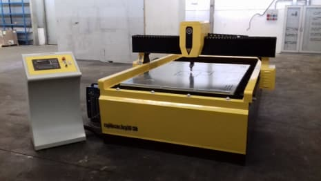 RAPIDO CNC HCP 15-30 Plasma cutting machine i_03060098