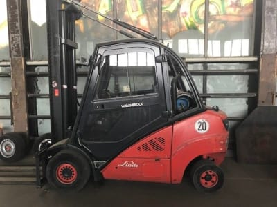 LINDE H 35 T –BR 393 Treibgas-Gabelstapler i_03085290