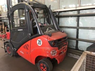 LPG 지게차 LINDE H 35 T –BR 393 i_03085291