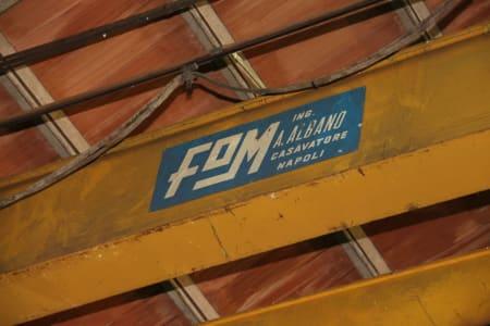 FOM Double Beam Mostno dvigalo i_03093311