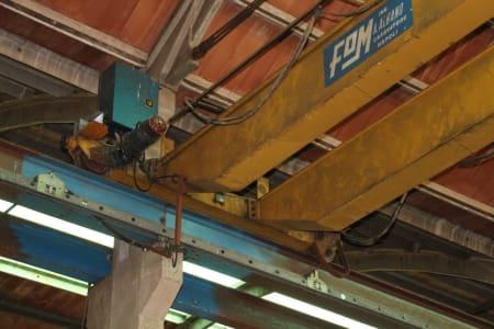 FOM Double Beam Mostno dvigalo i_03093313