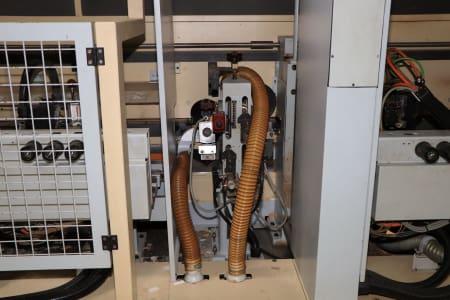 HOMAG / WEMHÖNER / MAW NOTTMEYER POWER KF 20 / SPN-1 Doppelseitige Kantenanleimmaschine i_03093461