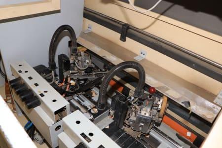 HOMAG / WEMHÖNER / MAW NOTTMEYER POWER KF 20 / SPN-1 Doppelseitige Kantenanleimmaschine i_03093501