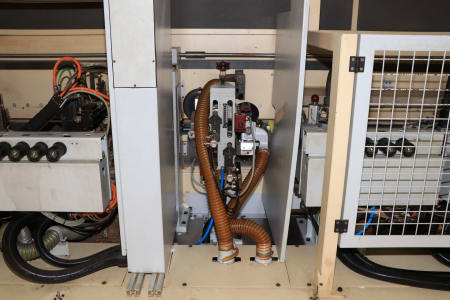 HOMAG / WEMHÖNER / MAW NOTTMEYER POWER KF 20 / SPN-1 Doppelseitige Kantenanleimmaschine i_03093502