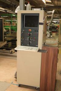 HOMAG / WEMHÖNER / MAW NOTTMEYER POWER KF 20 / SPN-1 Doppelseitige Kantenanleimmaschine i_03093537