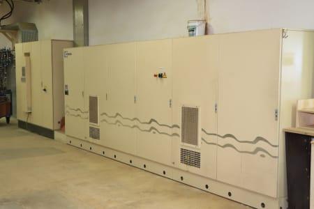 HOMAG / WEMHÖNER / MAW NOTTMEYER POWER KF 20 / SPN-1 Doppelseitige Kantenanleimmaschine i_03093546