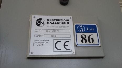 COSTRUZIONI NAZZARENO OL.D 201 M Brikettierung i_03096581